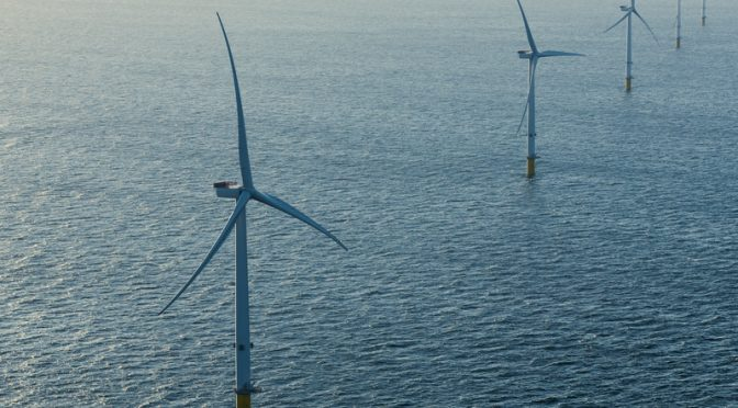 Connecticut elige un proyecto de energía eólica marina de 804 MW de Iberdrola