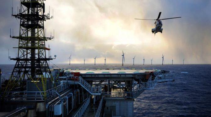 Equinor invertirá cerca de $ 550 millones en energía eólica flotante frente a Noruega
