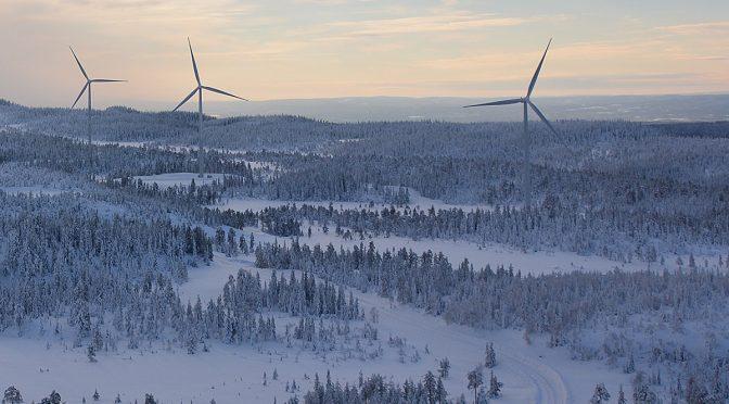 TÜV SÜD evalúa un nuevo proyecto de energía eólica de 254 MW en nombre de DekaBank en Suecia