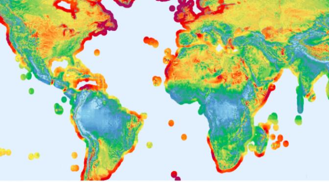 El Atlas Global de Energía Eólica acaba de ser lanzado