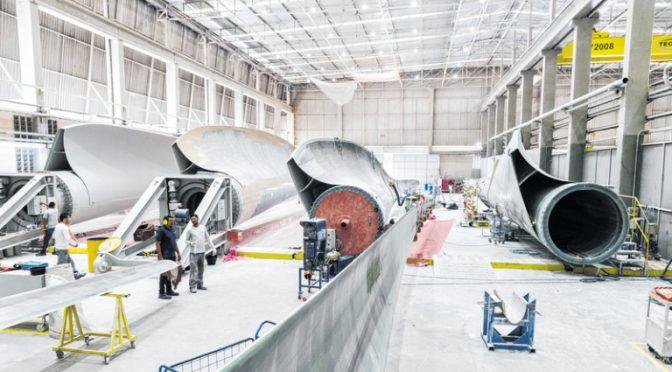 Ceará suministra aerogeneradores a la eólica en Brasil
