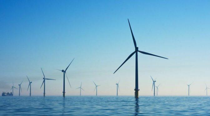 EDPR y Aker Solutions construirán central eólica flotante en Corea Sur