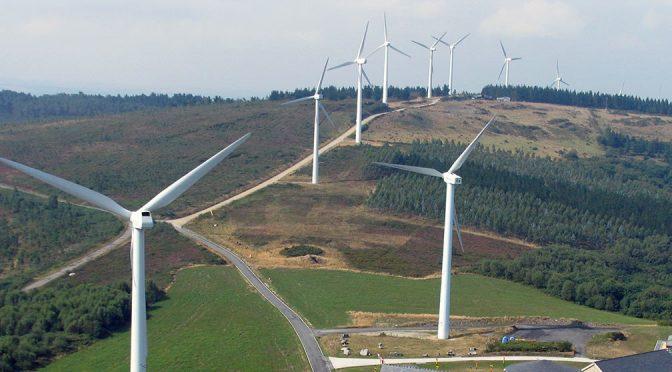 Eólica en Cuenca, Autorizado un parque eólico de 35 aerogeneradores