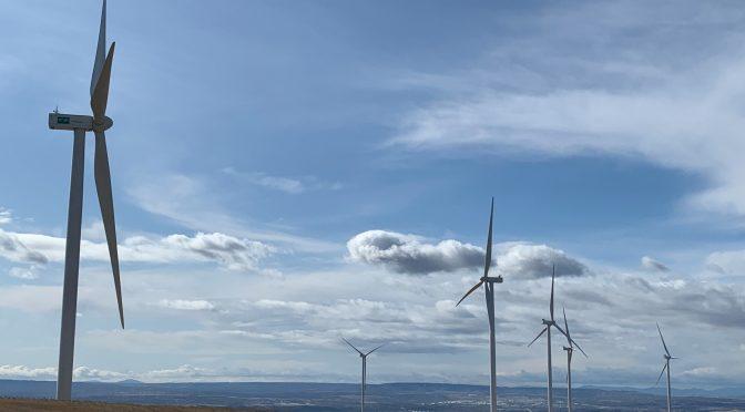 Un estudio da esperanzas a la energía eólica