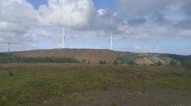 Eólica, Enel Green Power España conecta parque eólico Reformado de Pena Ventosa