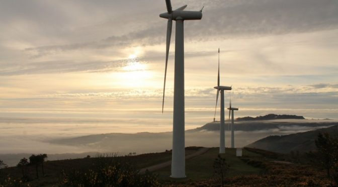 Nordex suministra 63 MW de energía eólica a Lituania