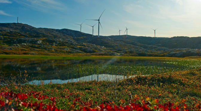 Aerogeneradores de Siemens Gamesa en Suecia abastecerán de energía eólica a Google