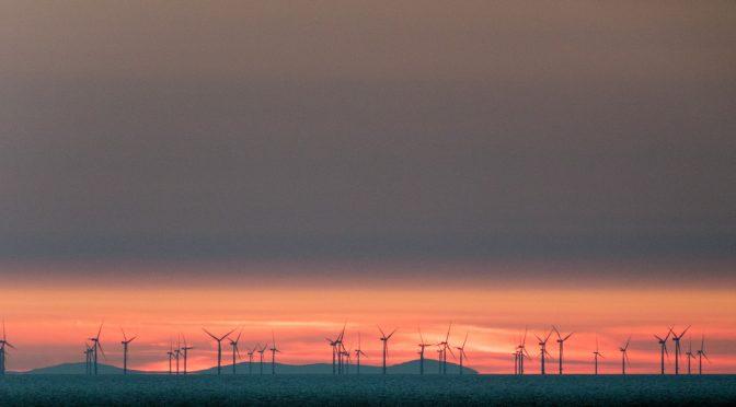 Siemens Gamesa logra un pedido de energía eólica offshore de 448 MW en Escocia