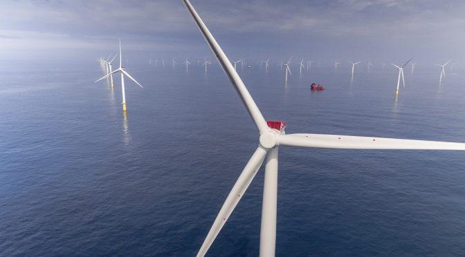 Siemens Gamesa se fortalece en la eólica offshore de Francia con 448 MW