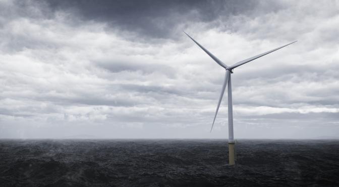 Energía eólica marina de Japón genera interés en empresas extranjeras