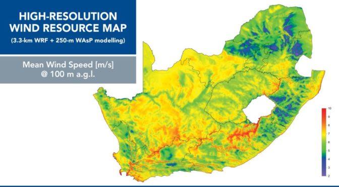 Sudáfrica: contenido local para impulsar la energía eólica