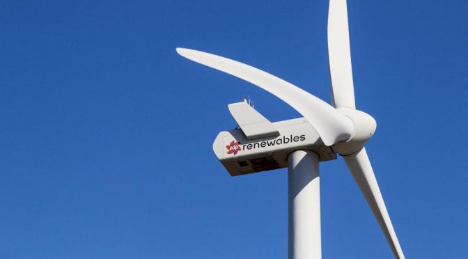 EDPR asegura en dos semanas más de 1,5 GW de energía eólica y solar