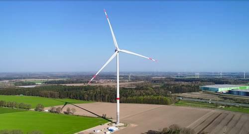 Energía eólica en Turquía, aerogeneradores Nordex para parque eólico de 248 MW