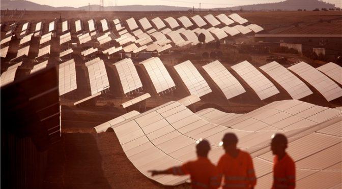 Iberdrola sube su apuesta por las energías renovables con más de 400 MW de fotovoltaica en Extremadura