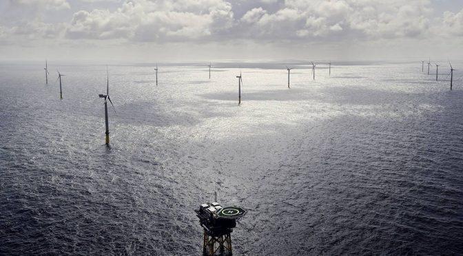 Reino Unido anuncia planes para cuadruplicar la energía eólica marina para 2030