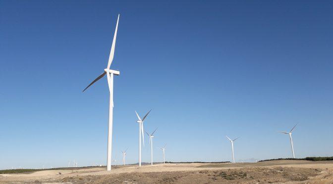 2.319 MW más de energía eólica en España