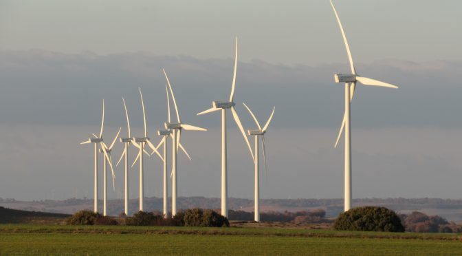 Enel inicia operaciones en central de energía eólica en Illinois