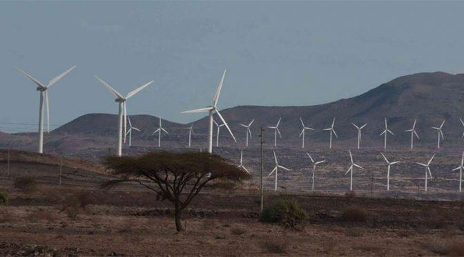 Eólica en Kenia, Google busca comprará participación en el parque eólico del lago Turkana