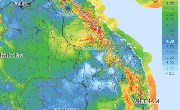 Vietnam tiene potencial para 160 GW de energía eólica marina