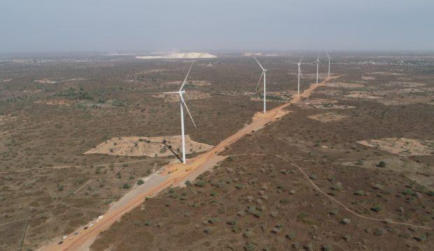 La energía eólica ya abastece de electricidad a Senegal