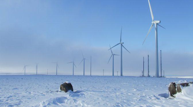 Energía eólica en Rusia, parque eólico de Murmansk progresa con aerogeneradores de Siemens Gamesa