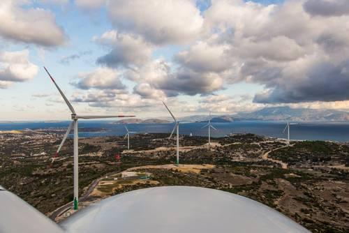 Energía eólica en Turquía, aerogeneradores de Nordex para un parque eólico de 77 MW