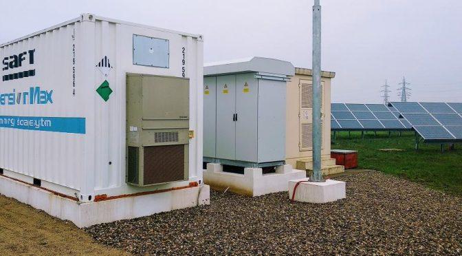 EDP Renováveis pone en marcha almacenamiento conectado a solar fotovoltaica