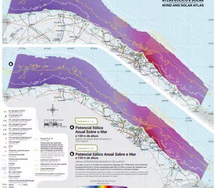 Ceará prevé producir más de 5 GW de eólica marina en los próximos cinco años