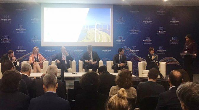 WindEurope en la COP25: como la energía eólica puede ayudar