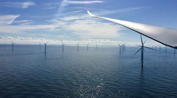 El matrimonio exitoso del hidrógeno y la energía eólica marina