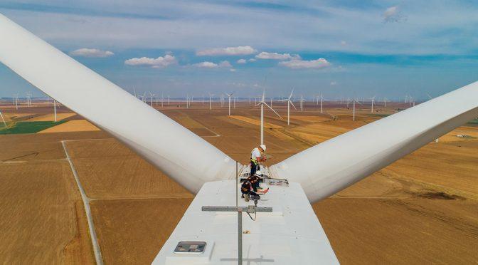 La energía eólica ante la transición justa
