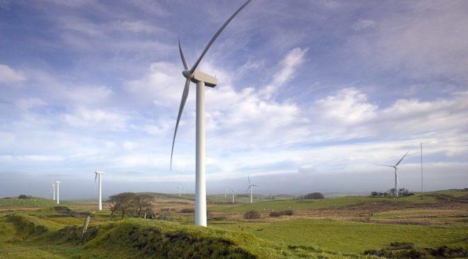 EDF Renewables anunció central de energía eólica en Gales