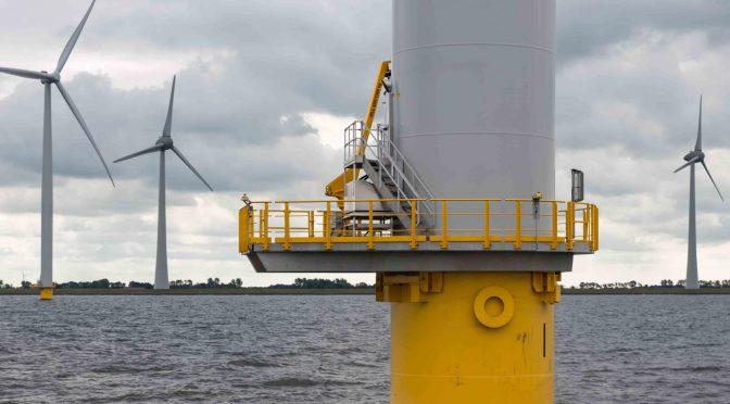 EDP Renováveis crea con Engie una joint-venture de energía eólica marina