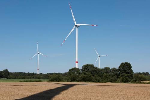 Nordex recibe pedidos de energía eólica por 308 MW