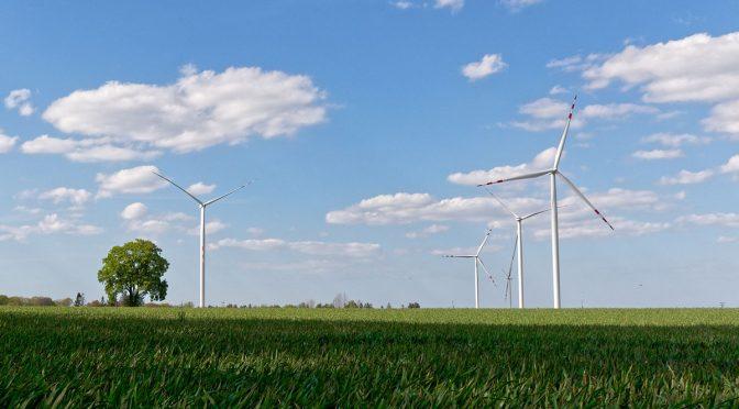 Energía eólica impulsando la transición a 5G