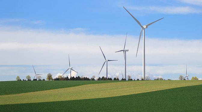 La energía eólica está lista para ayudar a cumplir el Plan de Inversión Green Deal de Europa