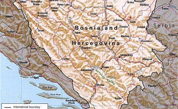 Eólica en Bosnia y Herzegovina, construcción del primer parque eólico  comenzará en octubre