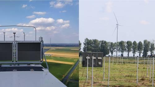 Energía eólica en los Países Bajos, Nordex suministrará 44 aerogeneradores