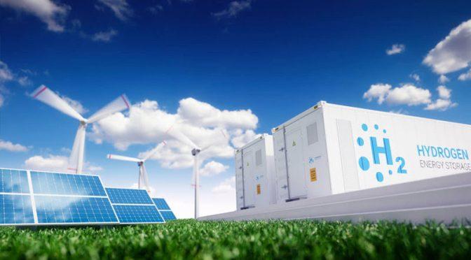 EDP crea unidades para estudiar el hidrógeno verde y el almacenamiento de energía