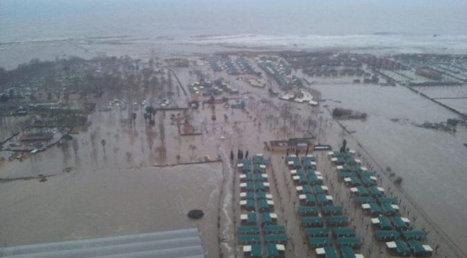 El aumento del nivel del mar causará un gran impacto económico en ausencia de una acción climática adicional