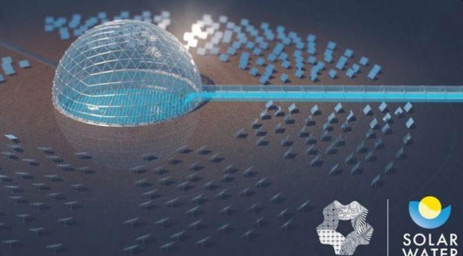 NEOM adopta tecnología termosolar de domo solar para proyecto de desalinización