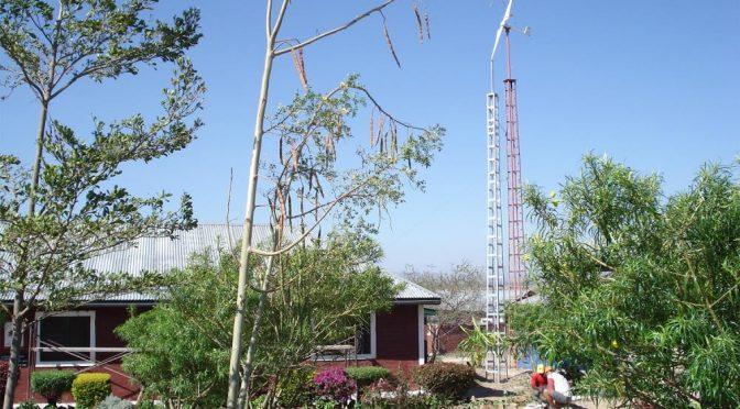 La empresa eólica Bornay cumple 50 años
