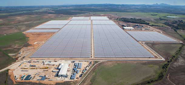 Los inversores en energía termosolar regresan a España