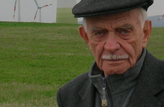 Falleció el pionero argentino de la energía eólica Erico Spinadel