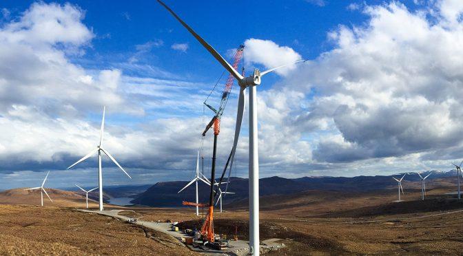Recomendaciones de la energía eólica a la UE