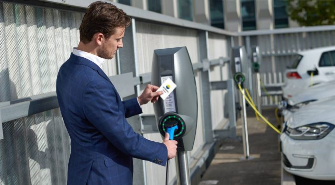El punto de recarga de vehículos eléctricos número 15.000 ahora en la red InCharge