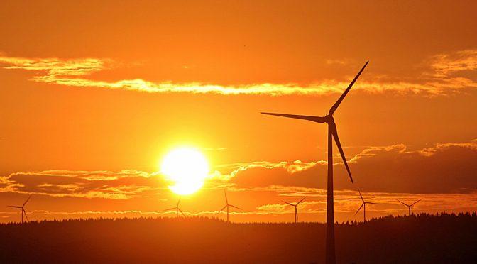 El mercado de Alemania de energía eólica ha caído a 1 GW en 2019
