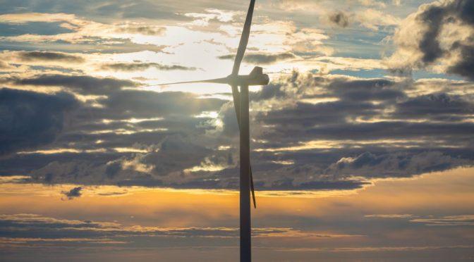 Energía eólica en Japón, aerogeneradores MHI Vestas para el parque eólico marino Akita Noshiro
