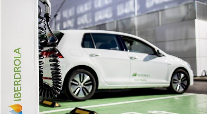 Iberdrola apuesta por el vehículo electrico
