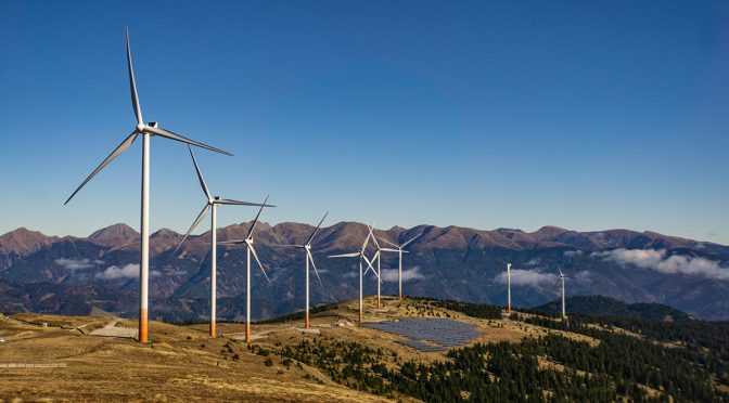 La energía eólica ya es el 15% de la electricidad de Europa